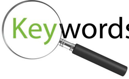 Le mot clé parfait pour votre activité ou service